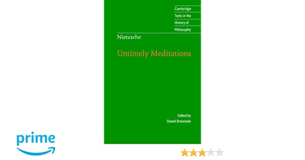 Nietzsche Products   Routledge