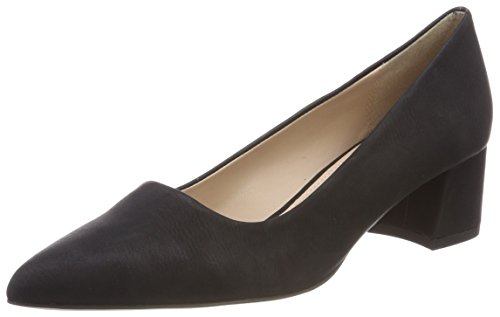 ESPRIT Damen Laurel Pump Pumps, Schwarz (Black), 42 EU