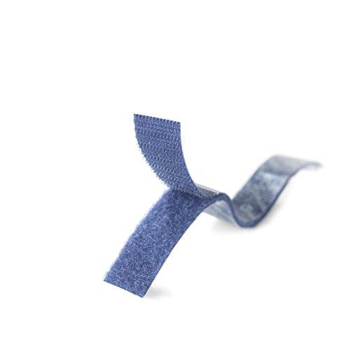 Velcro (R) Marke gurthalteband 3/4x 15Zoll Sticky Back Tape, Marineblau