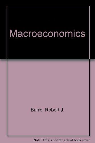 Macroeconomics Barro Pdf
