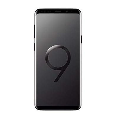 Samsung Galaxy S9 Plus Dual SIM 6.2-Inch UK Sim-Free Smartphone Unlocked