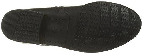 Gabor Shoes 52.792 Damen Halbschaft Stiefel Schwarz (Schwarz (micro) 57)