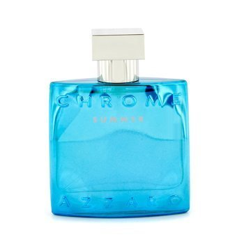 Azzaro Chrome Summer Eau de Toilette Spray, 1.7 Ounce