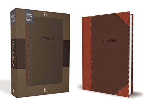 Santa Biblia Reina Valera Revisada Rvr, Con Referencias y Concordancia, Leathersoft, Contemporánea