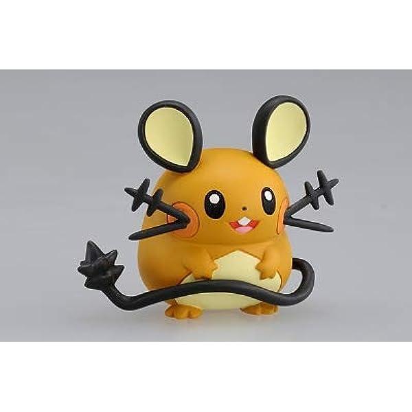 Pokemon Tomy Dedenne Moncolle NEW
