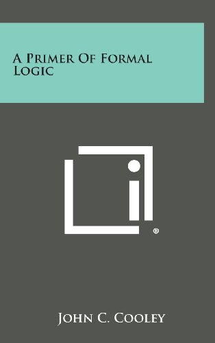 A Primer of Formal Logic