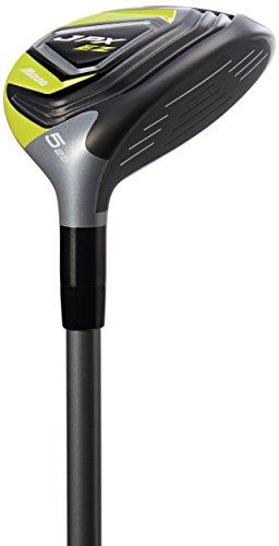 JPX Mizuno Frauen EZ Hybrid Golf Holz, damen, EZ, silber (Holz Loft Golf)