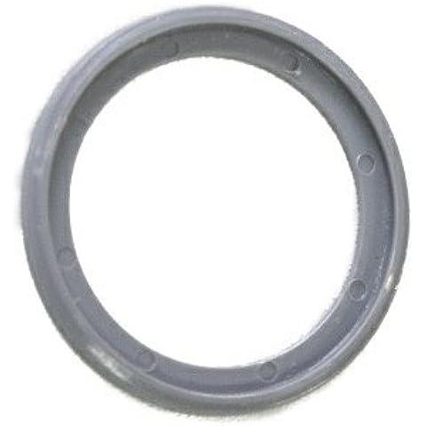 teutonia BEYOU anello argento per logo