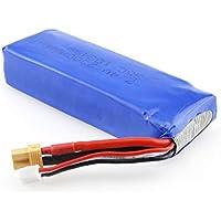 Mejorado 7.4V 2300mAh 2S 35C Li-po de la batería Recargable con XT30 Plug Piezas de Repuesto para los Insectos MJX 6 B6 RC Drone Quadcopter