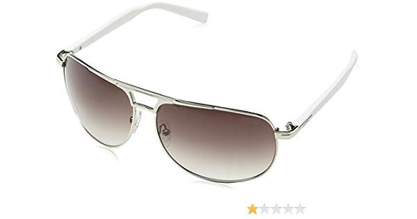 Guess Occhiali da sole 125Si 3564 (64 mm) Argentato