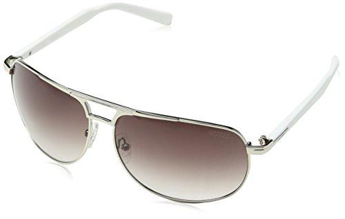 Guess Sonnenbrille 125Si-3564 (64 mm) silberfarben