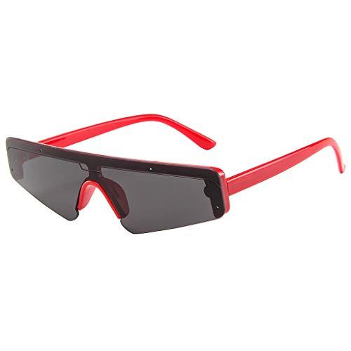 Dtuta Sonnenbrillen Damen Sommer GüNstig Sunshade Eye UnregelmäßIgen Reisnagel Leopard Cool Street Dance Dekoration Wilden Trend Mode Sonnenbrille