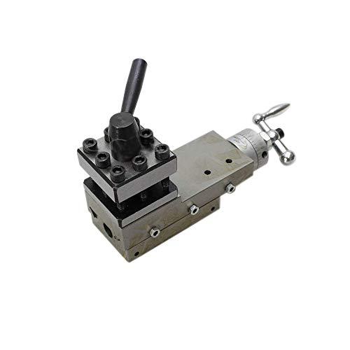 2modi mini tornio Tool vice morsetto 50x 50mm Quick Change