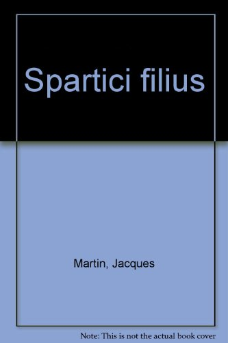 Alix, tome 12 : Spartaci Filius (version latine)