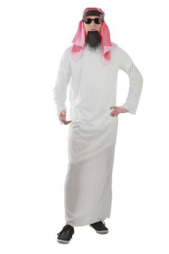 Araber Kostüm, Gr. M - XXXL
