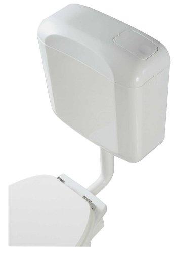 Regiplast 101 WC-Tank Regi-Lux, abschaltbar, halbtief