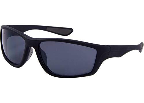 Preisvergleich Produktbild Sport Sonnenbrille Unisex Kat.3 schwarz (AZ-9170)