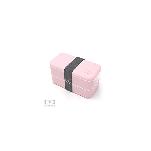Image of Monbento Bento Box, Lunchbox mit 2 Behältern Litchi