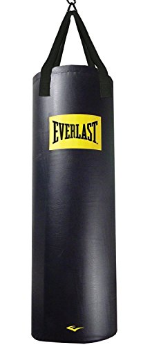 Everlast Erwachsene Boxen - Punchingsäcke, Black, 84, 4004