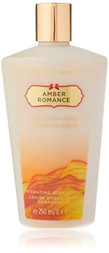 Victoria's secret amber romance lozione corpo - 250 gr