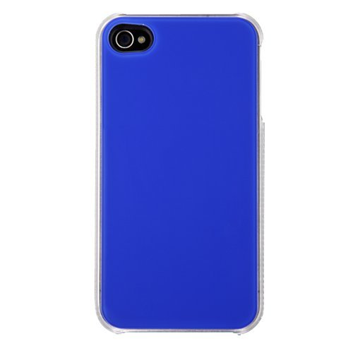 QDOS QD-7470-P Smoothies Racing Schutzhülle für Apple iPhone 5/5S rose blau