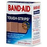 Band-Aid Flexible Fabric Tough-Strips™ Adhesive Bandages