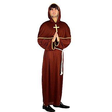 giös Austattungen Mann Halloween Weihnachten Fest/Feiertage Halloween Kostüme Patchwork , one size (Religiöse Halloween Kostüme)