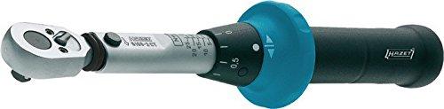 Preisvergleich Produktbild HAZET Drehmomentschlüssel 2,5-25Nm 1/4Zoll L.232mm DIN/EN ISO6789