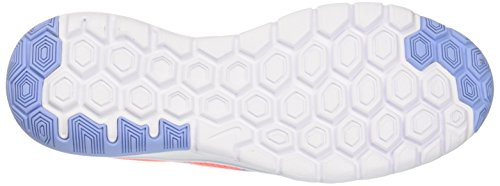 Nike Unisex-Kinder Flex Experience 5 Se Gg Laufschuhe Grau (Aluminum/mtlc Platinum/pure Platinum/lava Glow/white)