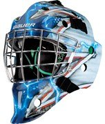 Bauer NME4 Goalie Maske Motive Senior, Farbe:King (NYR)
