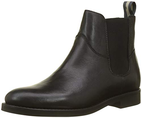 Marc O'Polo Damen Chelsea Boots, (Schwarz 990), 37 EU