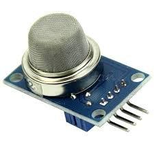 Rees52 Arduino Compatible MQ2 Gas Sensor,  Methane, Butane, LPG, Smoke Sensor  available at amazon for Rs.169