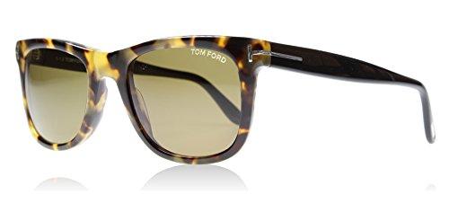 Tom-Ford-0336S-55J-Tortoise-Leo-Wayfarer-Sunglasses-Lens-Category-2-Lens-Mirror