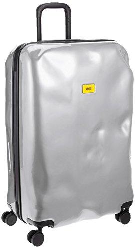 Crash Baggage, Valise Mixte Plateado 77 cm