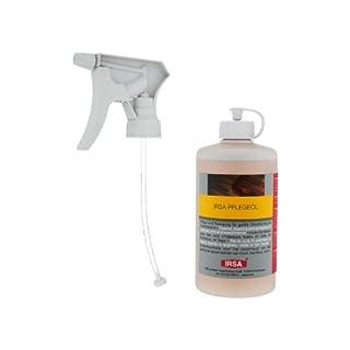 IRSA Pflegeöl, 450ml, Reinigung und Pflege von geölten Oberflächen, Parkett, Böden etc.