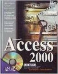 La biblia de access 2000    (incluye CD rom)