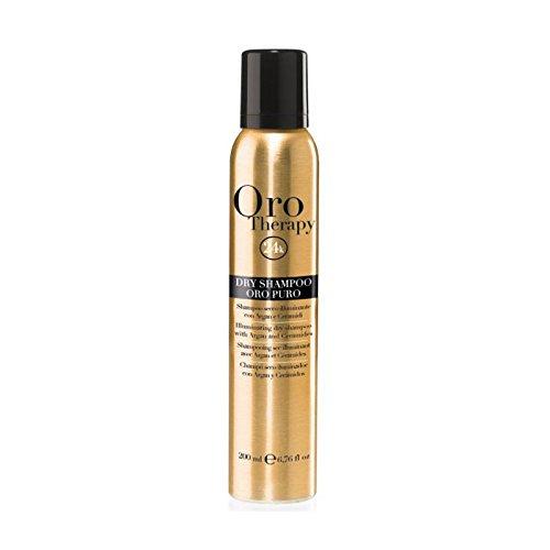 Shampooing sec illuminant 200ml Oro Therapy