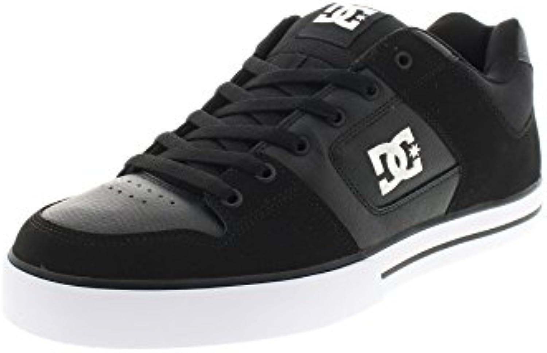 dc Schuhe in Uumlbergrößen   Pure 300660   Black White