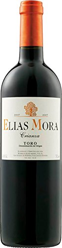 Elías Mora Crianza 2012, Vino, Tinto, Toro, España