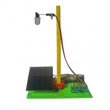Qualität Mini- Solar- Akku-Lampe Power Generation Experiment DIY
