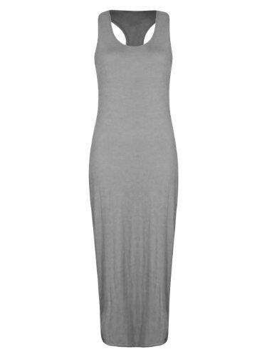 Karma Clothing -  Vestito  - Donna Grigio
