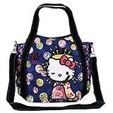 BLY 4516 Hello Kitty Schultertasche Japanisches Design (Miyabi Kimono) aus Japan