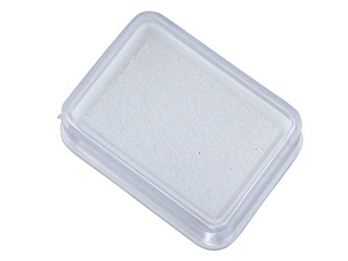 Petites boîtes pour bijoux Transparent * 3,5 x 2,8 x 1,5 cm