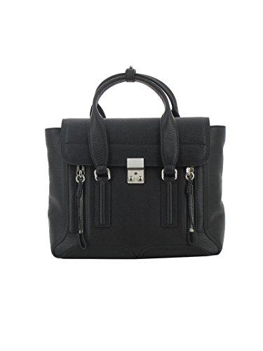 31-phillip-lim-womens-ac000179skcblknickel-black-leather-handbag