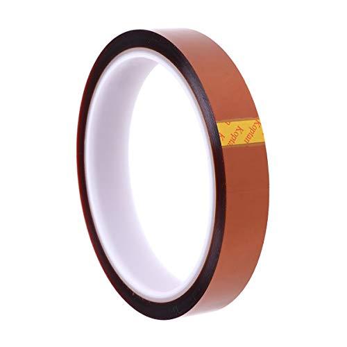 33m Hitzebeständige Tapes Kapton Tape High Temperature Isolierbänder Polyimid 15mm -