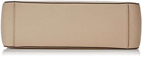 DKNY Shopper, Borsa a spalla donna 10x23x33 cm (W x H x L) Beige