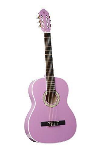 EKO–Guitarra Classic CS-10Violet