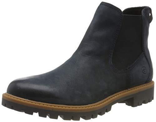 Tamaris Damen 1-1-25921-23 Chelsea Boots, Blau (Navy 805), 37 EU