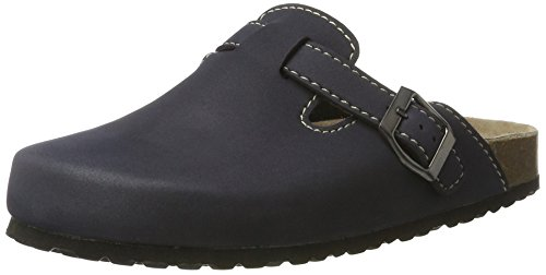 Softwaves Damen 276 002 Clogs, Blau (Blue), 39 EU