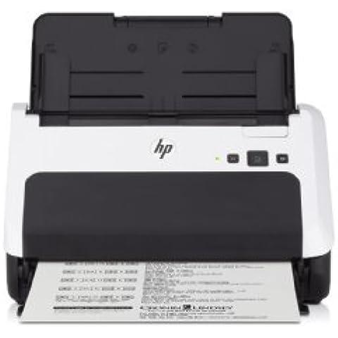 HP Scanjet 3000 s2 - Escáner plano, blanco
